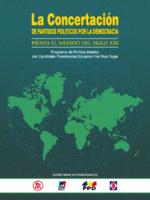 La Concertación de Partidos Políticos por la Democracia piensa el mundo del siglo XXI