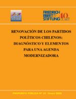 Renovación de los partidos políticos chilenos