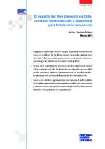 El impacto del libre comercio en Chile