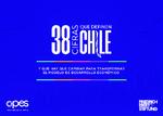 38 cifras que definen Chile