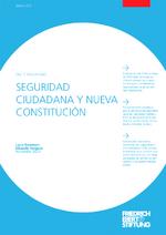 Seguridad ciudadana y nueva constitución