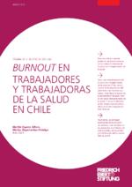 Burnout en trabajadores y trabajadoras de la salud en Chile